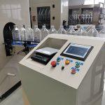 Güclü 84 dezinfeksiyaedici üçün avtomatik anti-korroziya çəkisi maye doldurma maşını