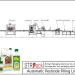 Avtomatik Pestisid Doldurma Xətti