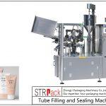 SFS-100 Plastik boru doldurma və möhürləmə maşını