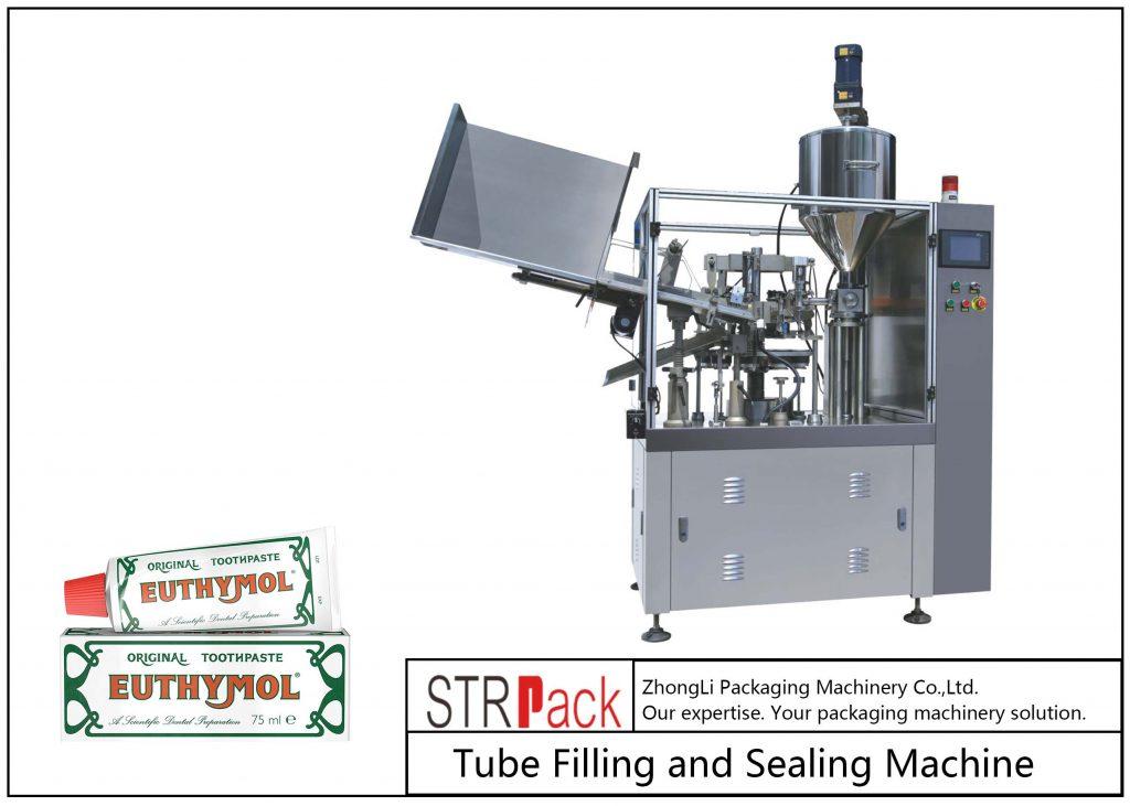 SFS-60Z metal boru doldurma və mühürleme maşını