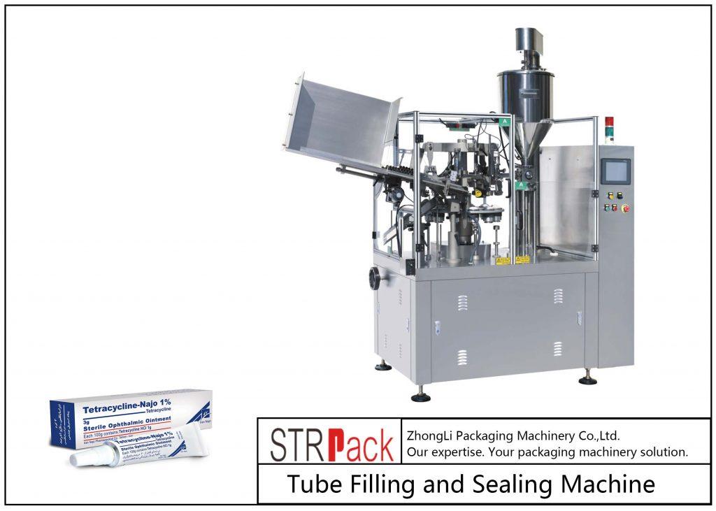 SFS-80Z metal boru doldurma və mühürleme maşını