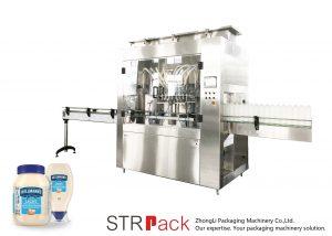 STRRP Rotor Nasos Doldurma Maşın